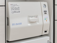 歯科用高圧蒸気滅菌器